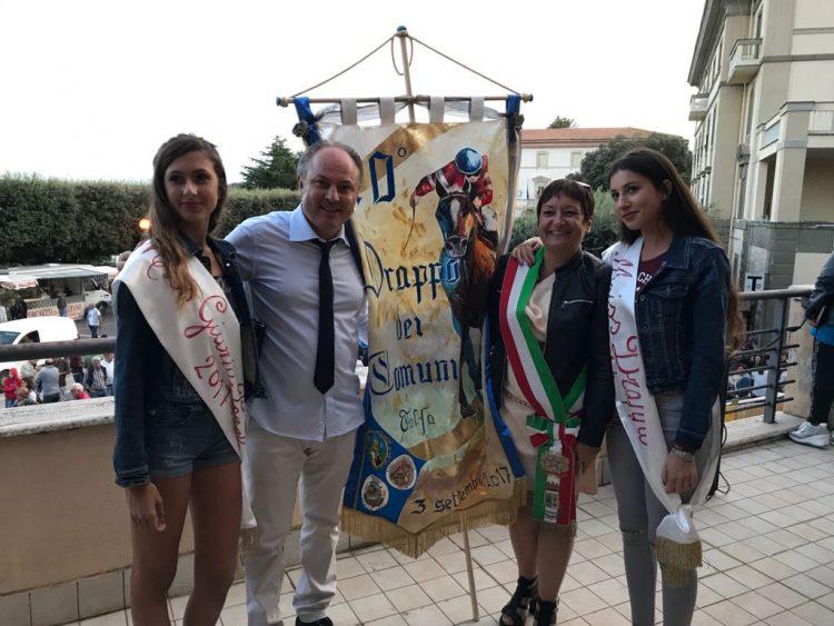Santa Marinella vince la X edizione del Drappo dei Comuni