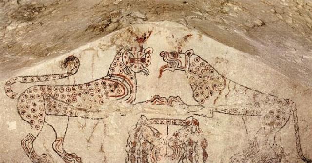 Innamorarsi dell'arte etrusca a San Valentino