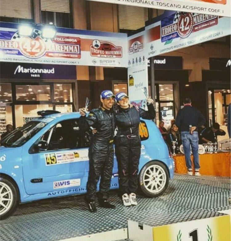 Trofeo Maremma: 2° posto per Di Giulio e D'Amora