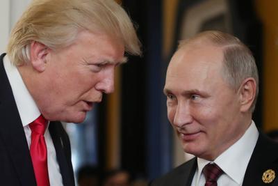 ''Putin a Trump: abbiamo le prostitute più belle''