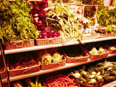 Il 60% sceglie frutta e verdura bio