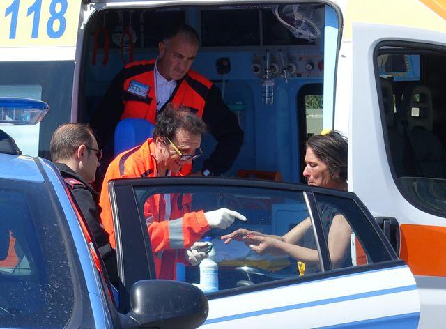 Arrestata dai Carabinieri la donna che ha incendiato la roulotte