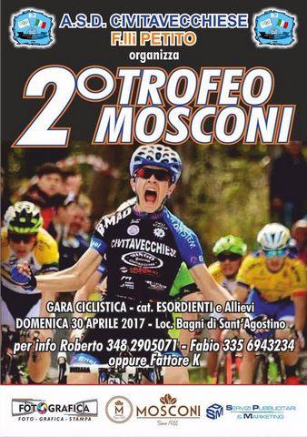 Torna il Trofeo Bar Mosconi
