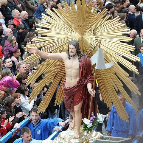 La Processione di Pasqua in diretta streaming