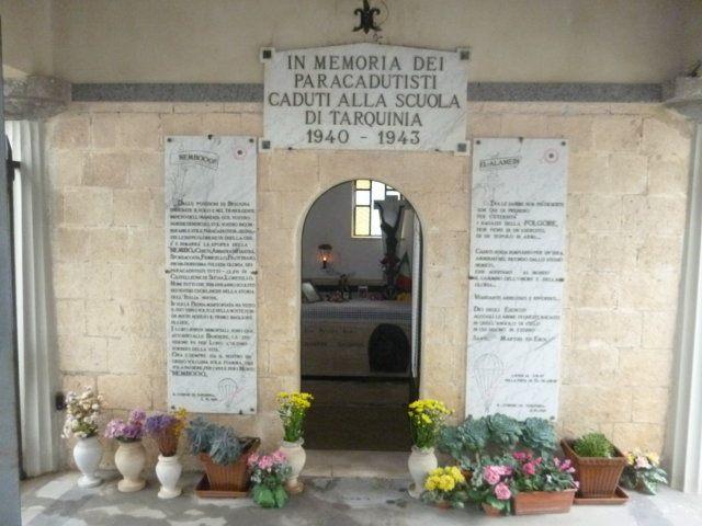 Tarquinia, domani il ricordo dei paracadutisti deceduti nell'incidente aereo del 1942