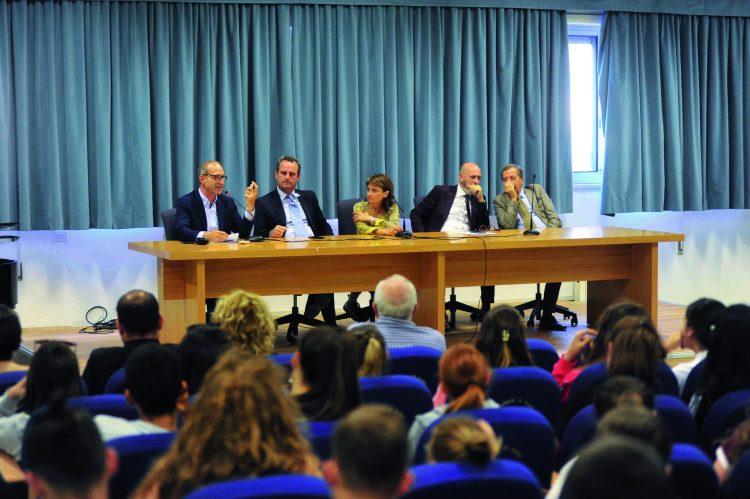 L'assessore Di Berardino: ''Rimettere la scuola al centro della politica''