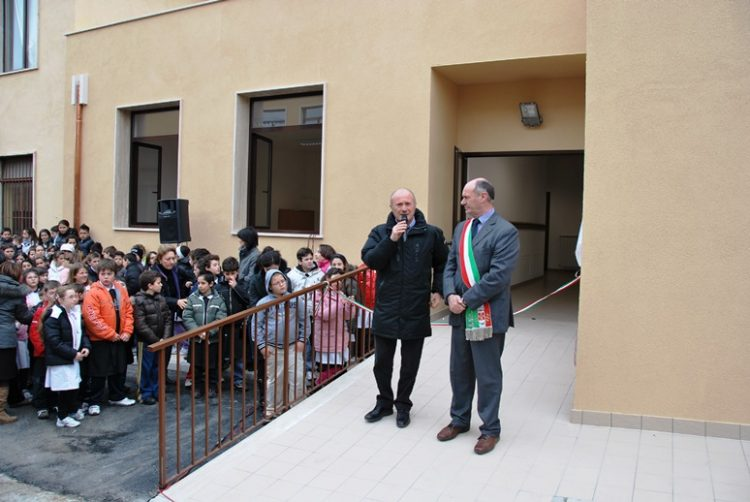 Ben 158mila euro per la materna ''Trieste Valdi''