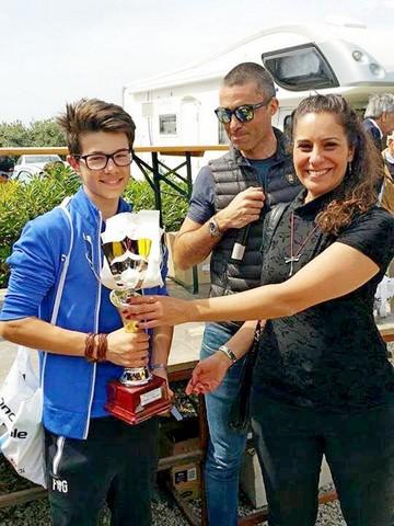 Mammì trionfa al primo Trofeo Mosconi