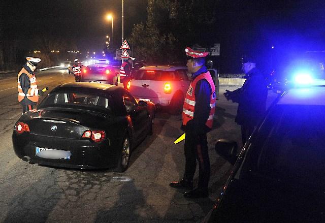 Movida: controlli dei carabinieri