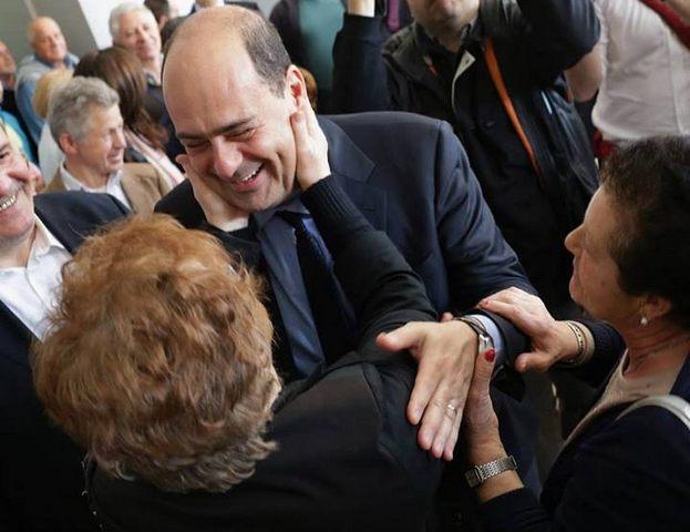 Regionali, Zingaretti: ''Ricostruire il centrosinistra''