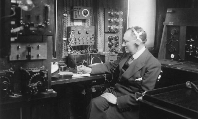 Livio Spinelli: una lezione su Guglielmo Marconi