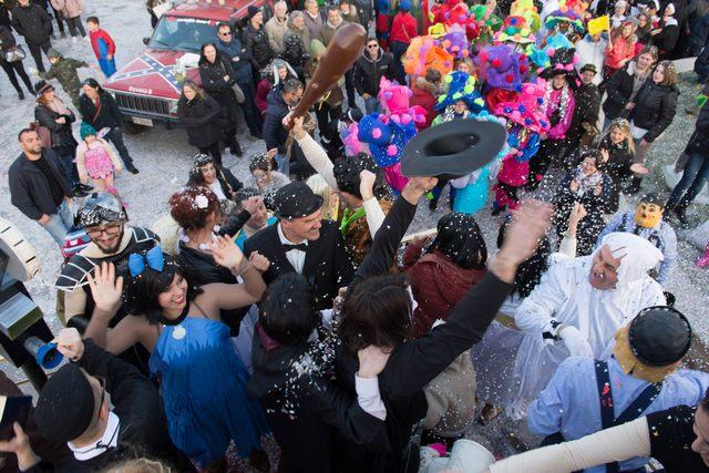 Pescia Romana in festa a Carnevalando