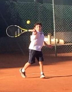 Francesco Spurio è la nuova stella della Tennis Planet