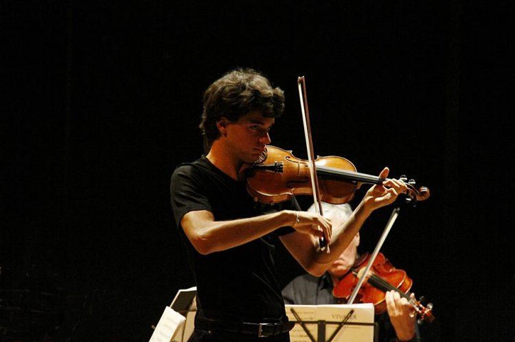 Stefano Mhanna, stasera concerto per violino