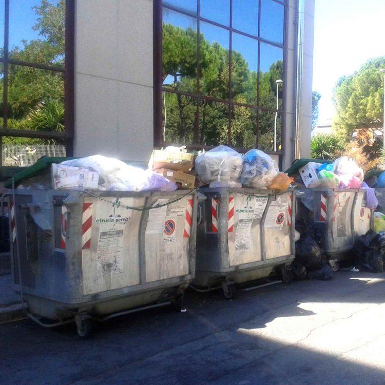 Si affaccia una nuova emergenza rifiuti