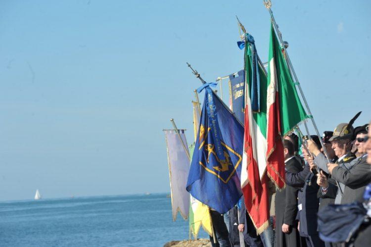 Marinai caduti in mare, domani la cerimonia al lungomare Thaon de Revel