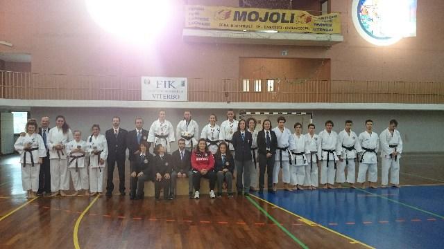 ''Tomorrow's Champions'' infiamma il Palasport di Civitavecchia