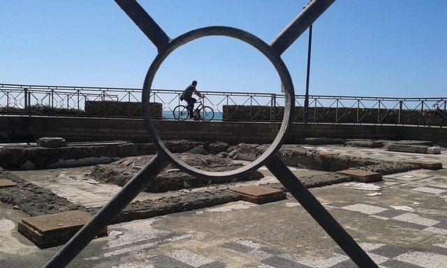 Passeggiata in bici (foto Rosario Sasso)