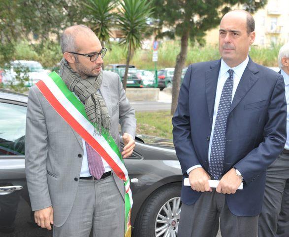"""Cozzolino scrive a Zingaretti: """"Basta con le false promesse. Collaborazione con comuni di tutti i colori politici"""""""