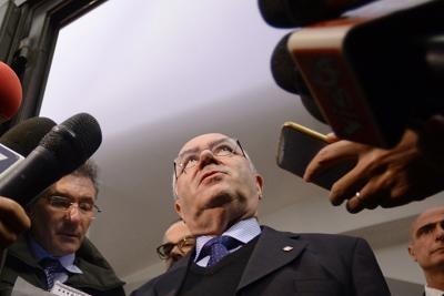 Calcio, Tavecchio si è dimesso da Presidente della Figc