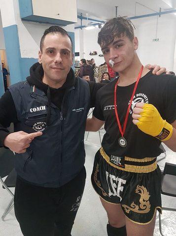 A ''The Fighter 13'' il Team Dinamite brilla con Omar Bellistri