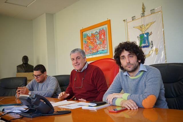 Luciani: ''Pronti a bloccare il porto''