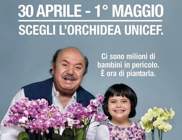 ''Orchidea for Unicef'', la Pro Loco aderisce all'iniziativa per i bambini