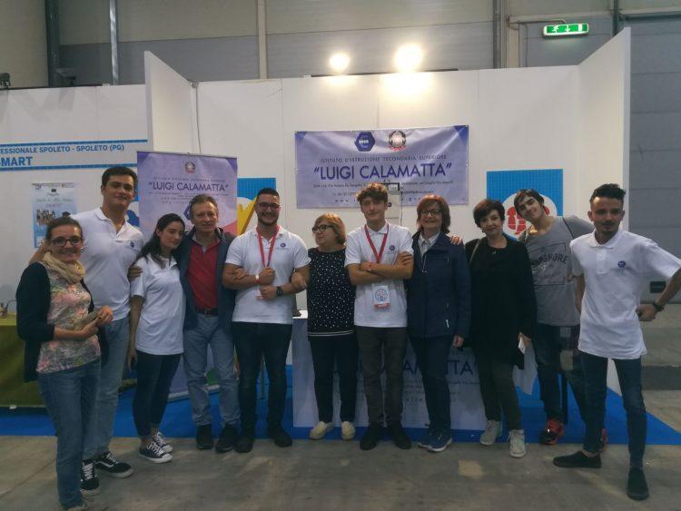 Istituto Calamatta protagonista al Maker Faire di Roma