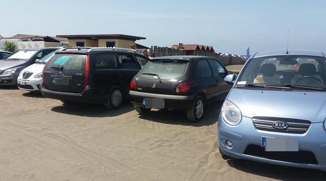 No al ''parcheggio selvaggio'' a Campo di Mare