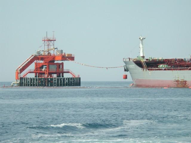 Incidente alla torre petrolifera