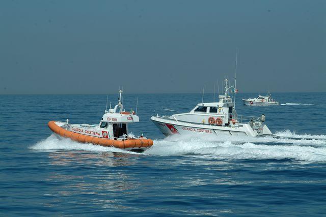 Disperso in mare a Fiumicino: in corso le ricerche