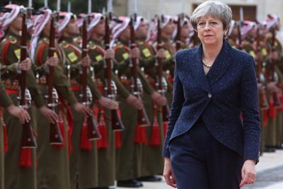 Sventato attentato contro Theresa May