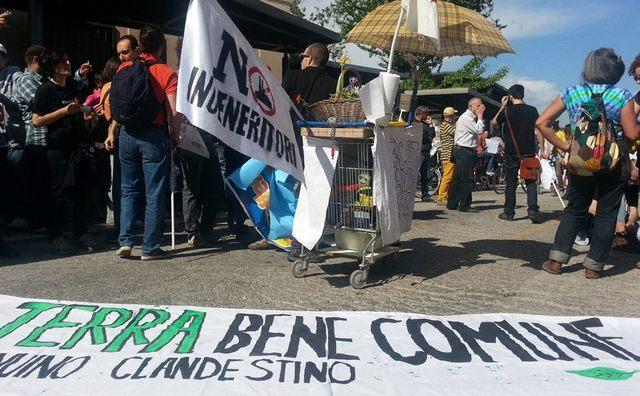 Il presidente dei Rangers d'Italia Luca Astori domani a Roma per la manifestazione ambientalista