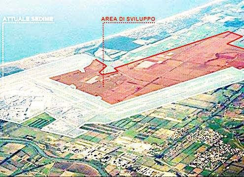Raddoppio aeroporto, Fiumicino si schiera per l'alternativa