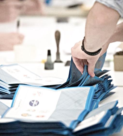Elezioni 2018, partono le procedure per gli scrutatori