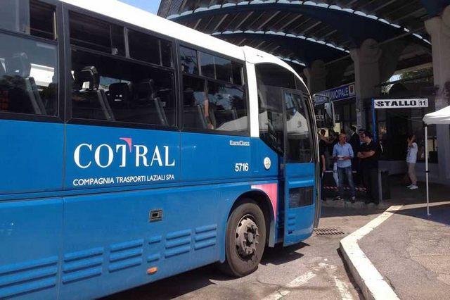Cotral, un indagato a Canale