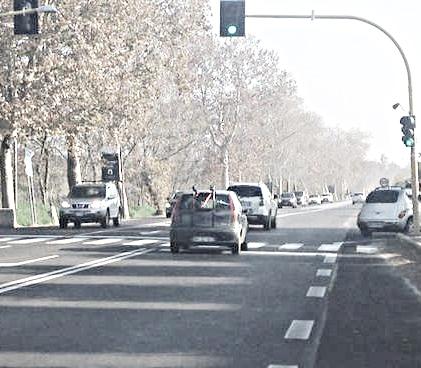 Al Granaretto arriva il semaforo intelligente