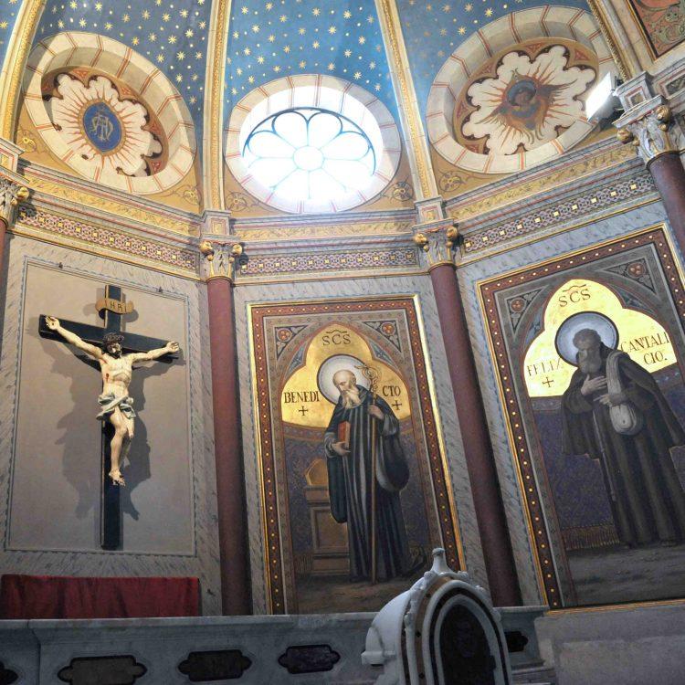 Santa Maria dell'Orazione e Morte, prosegue il restauro