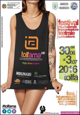 Partenza a tutto sprint per il Festival di Improvvisazione Teatrale ''Tolfama''