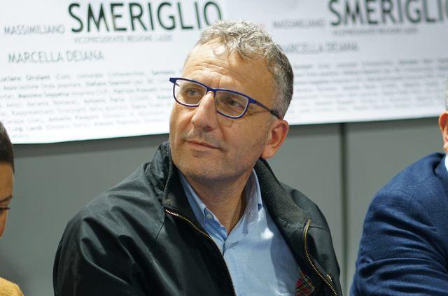 """Smeriglio: """"La trasversale è strategica. I rifiuti? Roma deve trovare soluzioni nel proprio territorio"""""""