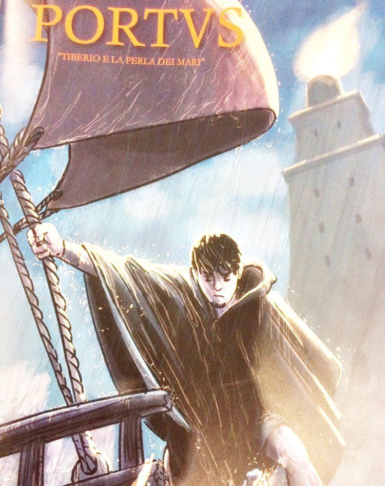 """Presentato al Festival internazionale del fumetto """"Portus, Storia di un porto, storia di una città"""""""