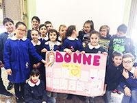 Unicef, la scuola Cialdi al concorso ''Donne per la Pace''