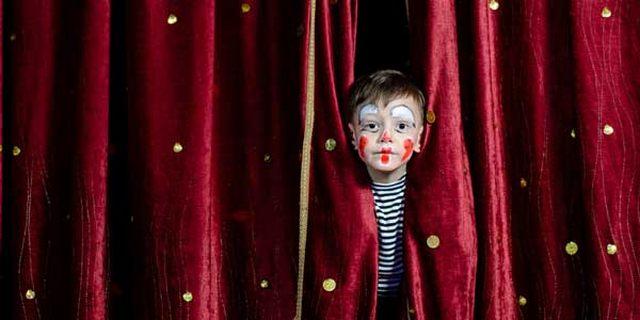 Tarquinia, workshop di teatro per bambini e genitori