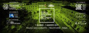 Roma, a Trastevere torna l'arena del cinema: 60 notti di film gratis