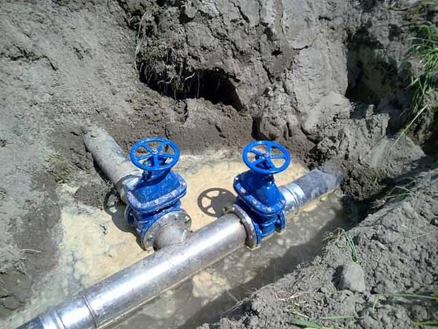 Tarquinia, interruzione del flusso idrico il 10 giugno