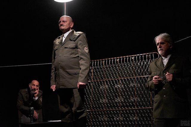 """""""Fortezza"""" conquista il teatro La Nicchia"""