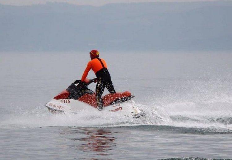 Sicurezza in mare: presidi acquatici dei Vigili del fuoco