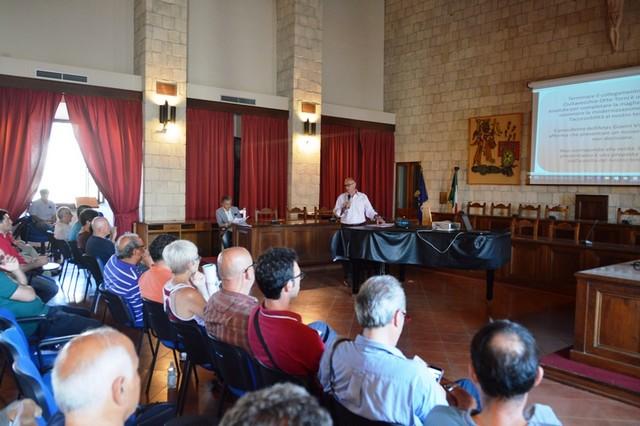 Trasversale, il sindaco di Tarquinia Mazzola incontra il ministro Delrio