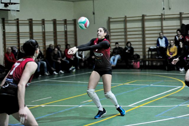 Cv Volley: prima chance salvezza