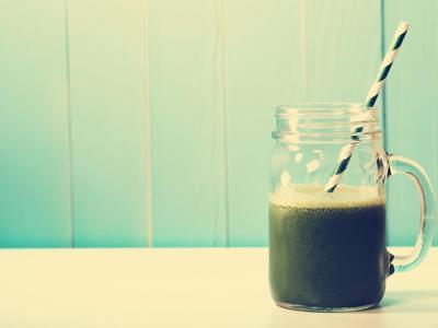 Detox veg, brodo di clorofilla prima dei pasti